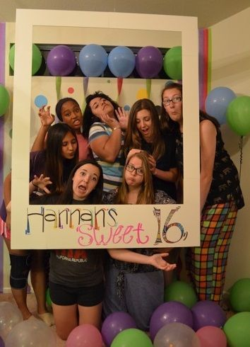 Sixteen Perfect Birthday Party Ideas For Girls While Diy Discovers