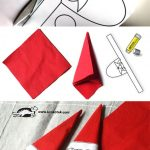 These Santa Claus Napkin Holders Are Wonderful and Easy to Make