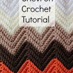 While Winter Is Approaching, You Can Enjoy the Wonderful Winter Clothes with Chevron Single Crochet