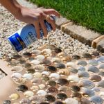 Did You Try To Spray The Sea Shells To Make Them Natural?