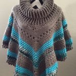 Beautiful Handmade Poncho Ideas You Want to Use in Cold Weather