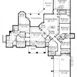 Perfect First Floor House Planning For Large Families