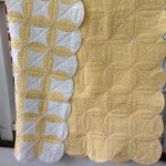 The Quilting Turtorial On How To Make Orange Peel Quilt