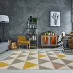 Geometric Rugs Give Your Home An Action