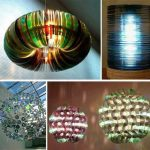 Decorative Products Made Of CD's You Do Not Use