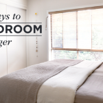 How Can You Make Your Bedroom Look Bigger