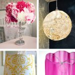Decorative Lampshade Projects For DIY Lovers