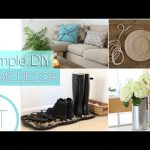 Super Easy DIY Deocrations For Home With Turtorial