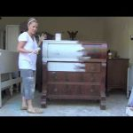 How To Paint Wooden Old Furnitures Step By Step