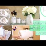 DIY Projects And Hacks For Bathrooms