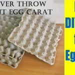 What Can You Make With Egg Trays At Home