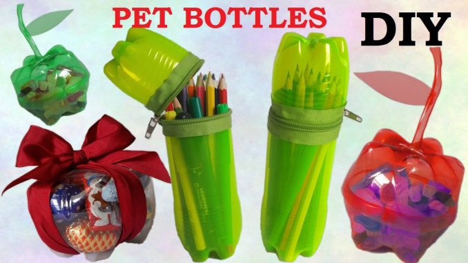 10 Creative Recycling Ideas You Can Make With Plastic ...