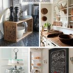 Great Vintage Decoration Ideas For Kitchen