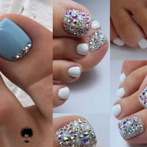 Dazzle With Nail Arts During Summer Vacation