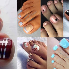 The Most Preferred Toe Nail Arts of Summer 2021