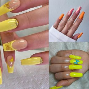 You Must Choose These Nail Arts For A Sexy Look