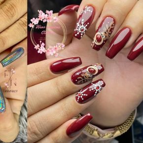 85 Nail Art Designs that Increase Your Attractiveness in Any Place