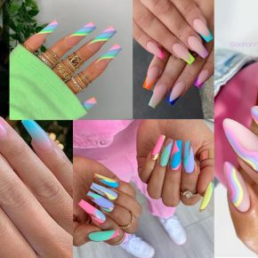 Get Inspired by 80 Nail Art Designs for a Fresh Look