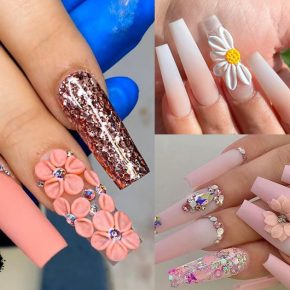 Gorgeous Design Ideas to Decorate Your Nails