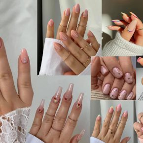 If You Want To Use Your Preference For Elegance, You Should Try These Nail Arts