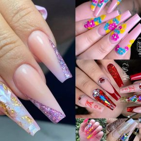 If You Want to Have Glamorous Nails, These Nails Arts Are For You
