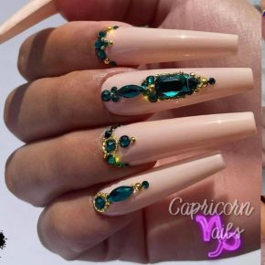 Magical Touches to Your Hands with Nail Arts Designs