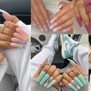 Nail Art Designs That Will Make You Shine At Graduation Ball