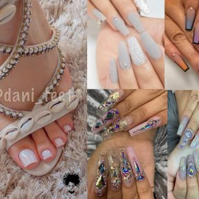 Nail Art Designs You Must Use on the First Date