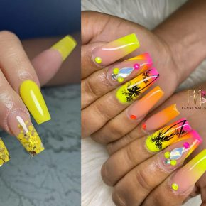 Top 20 Nail Arts That Will Make Your Hands Look Like Flowers