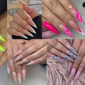 Try These Nail Art Ideas For Your Next Manicure